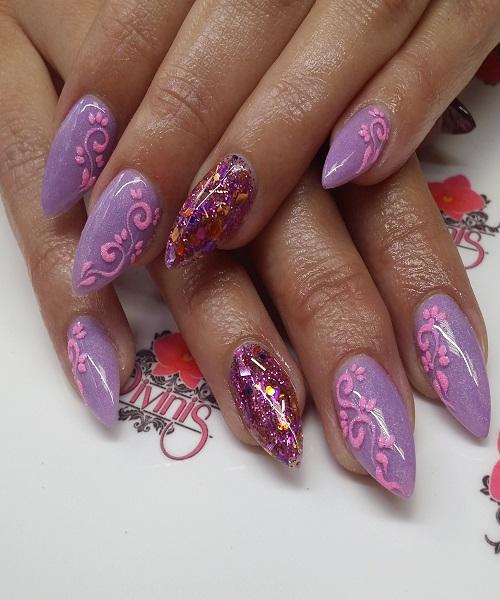 Personalizacion de uñas